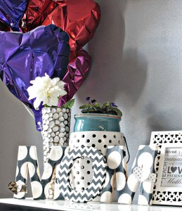 Lovely DIY Mother's Day Decoration {Plus Gift Ideas!}