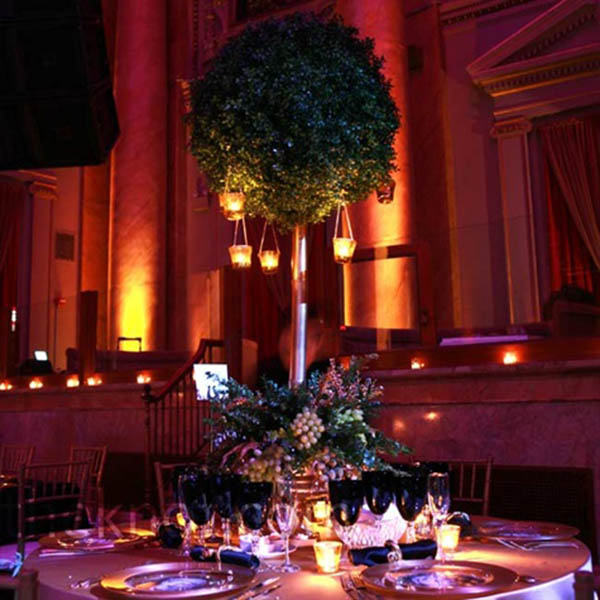 Gorgeous and huge topiary centerpiece!