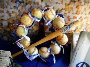 Mini Baseball Bats Rock!