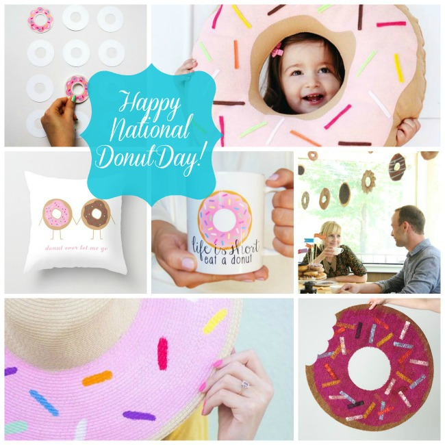 10 Lovely Ideas For National Donut Day!- B. Lovely Events