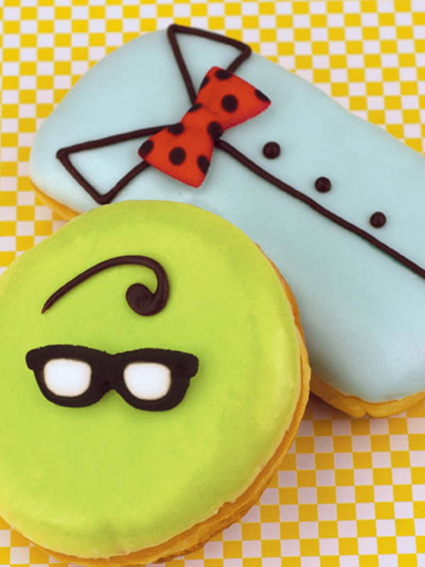 Cute father's Day Donuts!