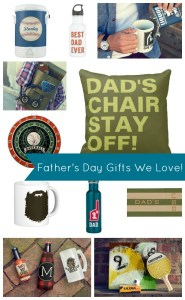 Father's Day Gift Ideas We Love!