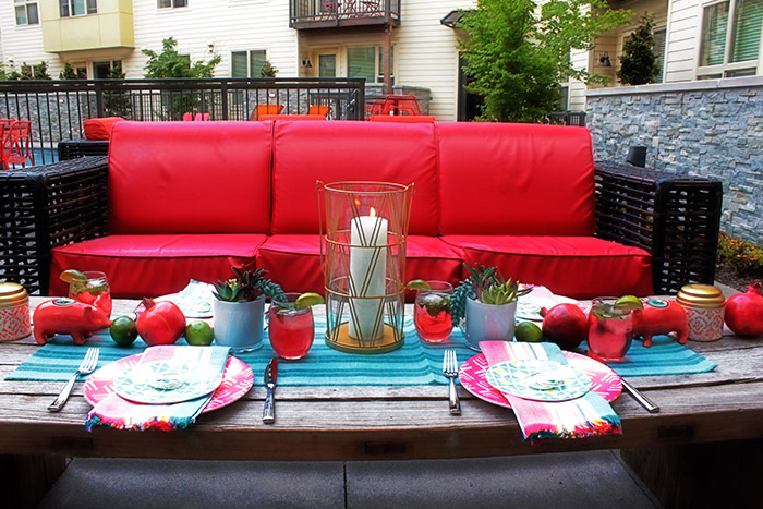 Celebrate Summer Backyard Dinner Party With PAMA!- B. Lovely Events
