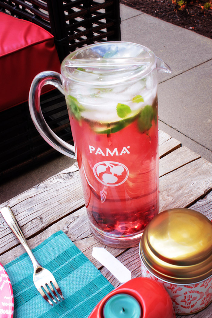 PAMA Celebrate Summer- PAMAjito - B. Lovely Events