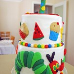 Very Hungry Caterpillar Party! {Treats!}