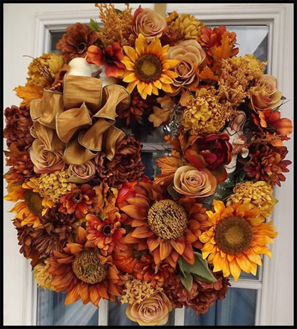 Fabulous Fall Wreath!