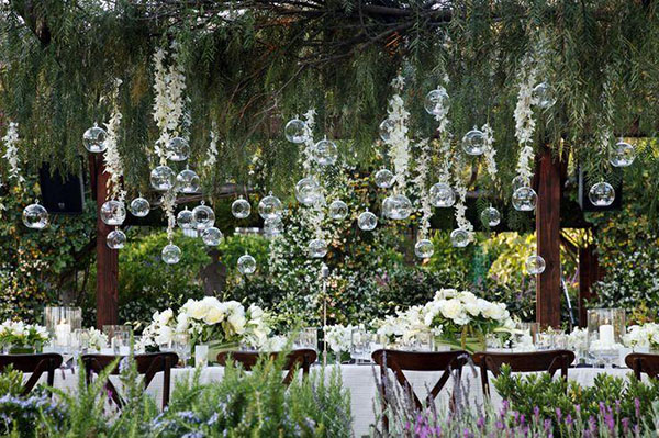Look At this Dreamy Woodland Wedding!