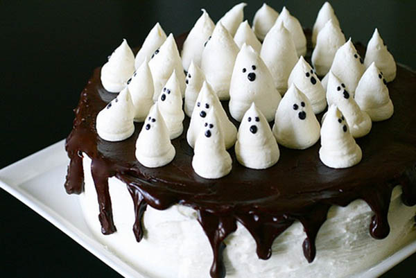This Ghost Cake Is to Die For!