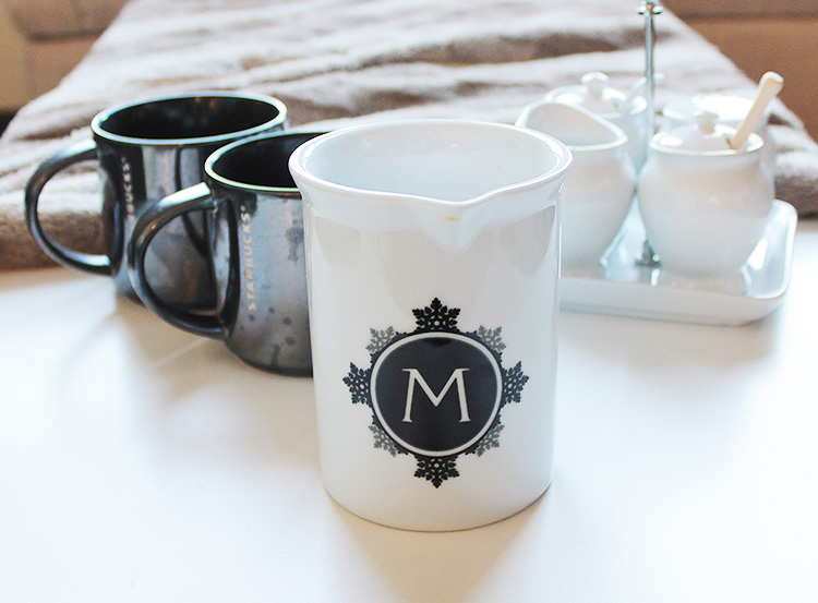 Custom Christmas Gifts From Zazzle- Love this pitcher!