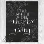 Happy Thanksgiving Lovelies!