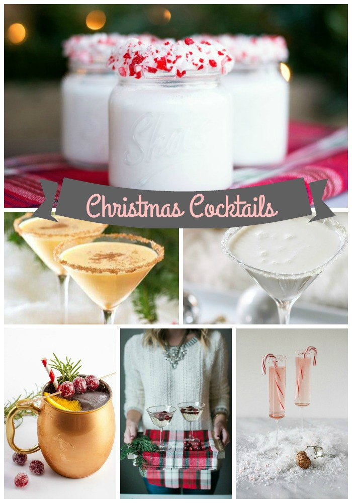10 Lovely Christmas Drinks - B. Lovely Events