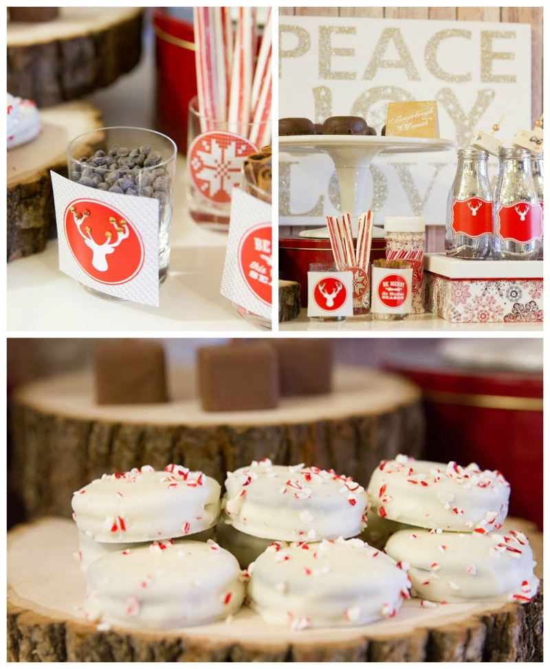 Hot Cocoa Bar Ideas- B. Lovely Events