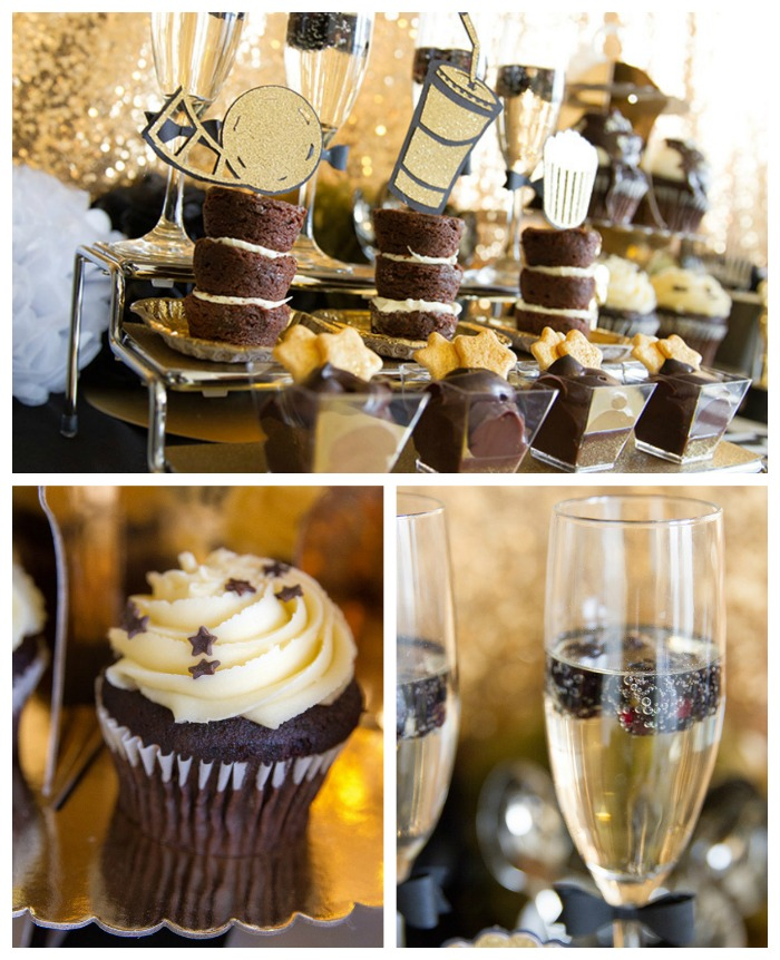 Fabulous Oscar Viewing Party! -See More Oscar Party Ideas On B. Lovely Events