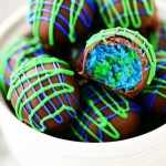 Earth Day Oreo Truffles -See More Earth Day Desserts Ideas At B. Lovely Events