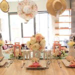 Lovely Blooming Mother's Day Table!