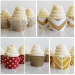 New Cupcake Wrappers At B. Lovely Events Shop!