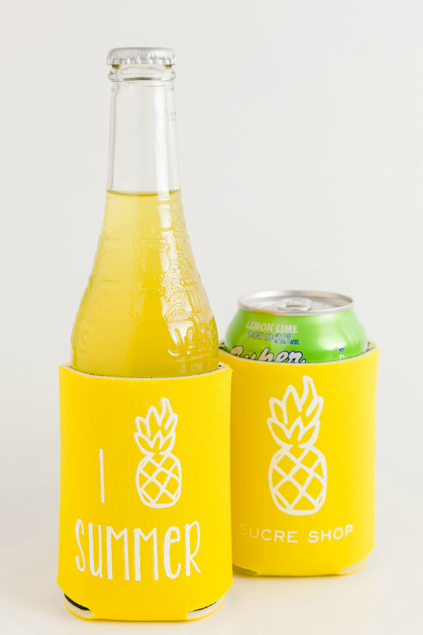 Pineapple Party Drinks-Love these Beverage coolers - See More Lovely Pineapple Party Ideas At B. Lovely Events!