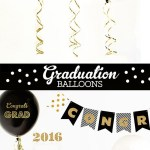 Lovely Gold graduation party decorations - See More Gold Graduation Ideas on B. Lovely Events