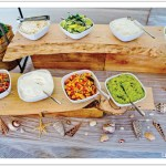 Lovely Taco Bar Set Up! - See more lovely Taco Bars On B. Lovely Events