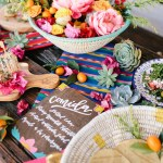 Lovely Taco bar Table! - See more lovely Taco Bars On B. Lovely Events