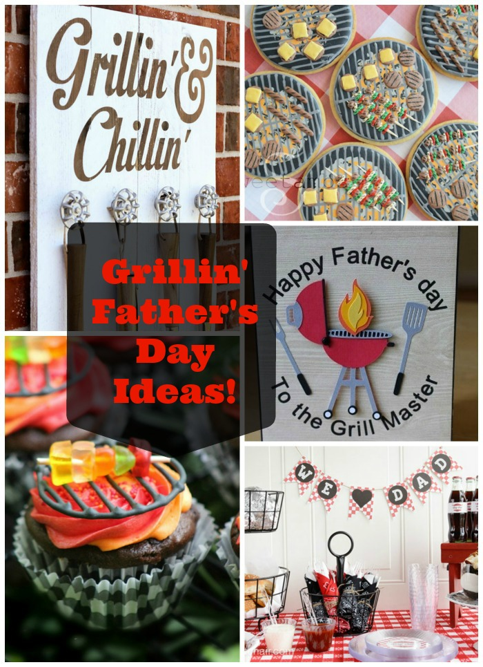 Grillin' Father's Day Ideas- See them all on B. Lovely Events-See more Grillin Father's Day Ideas On B. Lovely Events!