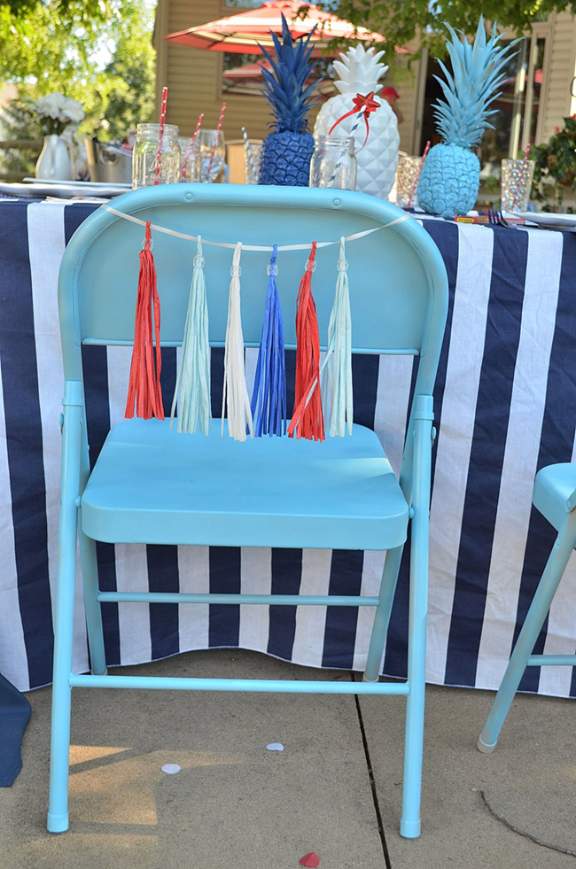 4th Of July Party Ideas -See All Of The Lovely Party Details on B. Lovely Events!
