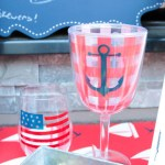Fun BBQ Drink Cups! - B. Lovely Events