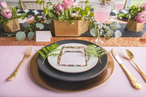 Gorgeous Floral Baby Shower!