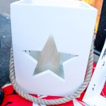 Lovely White Star Lantern! - B. Lovely Events