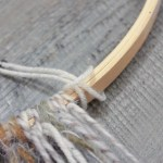 Easy DIY Dreamcatcher - See the DIY on B. Lovely Events