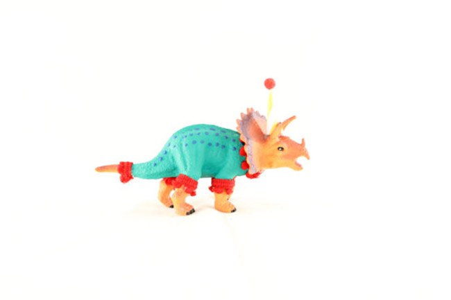 Love this fun party dinosaur!