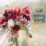 6 Stunning Fall Wedding Bouquets!