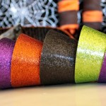 Glitter Halloween Cupcake Wrappers- Get Then At B. Lovely Events Shop