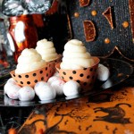Spooktacular Halloween Party Ideas and cupcakes- B. Lovely Events
