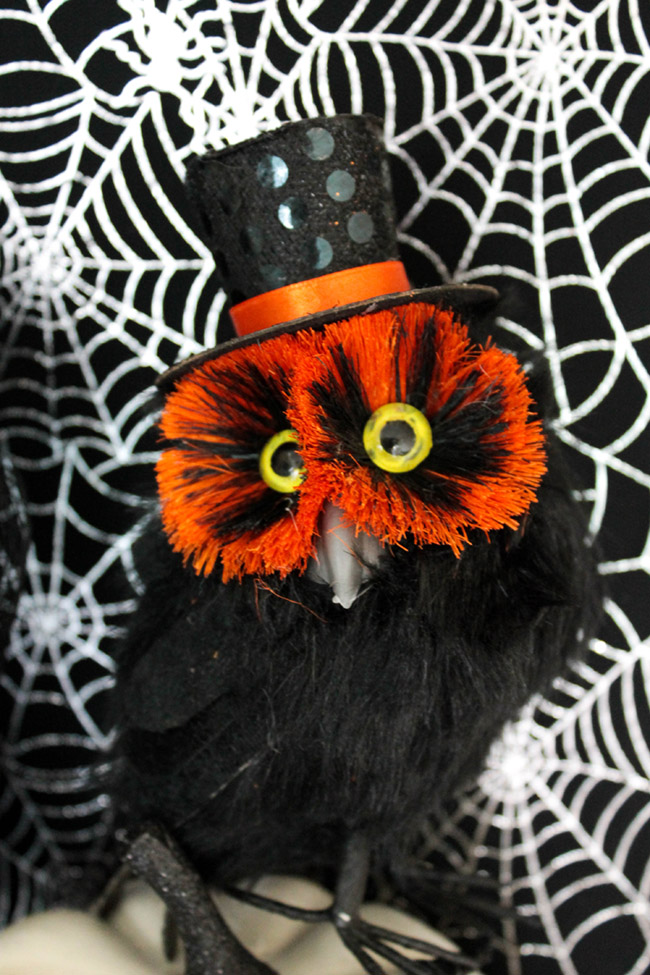 Spooktacular Halloween Party Ideas. Halloween Owl- B. Lovely Events