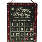 Buffalo Plaid Advent Calendar - See More Buffalo Check Ideas on B. Lovely Events