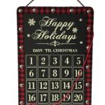 Buffalo Plaid Advent Calendar - See More Buffalo Check Ideas on B. Lovely Events
