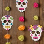 day of the dead party decorations- See more ideas on B. Lovely Events