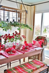 Inspiration Of The Day- Lovely Christmas Tablescape