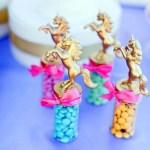 Lovely Unicorn Favors- see more unicorn party ideas on B. Lovely Events