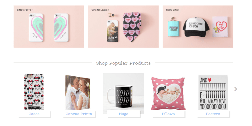 Valentines day gifts zazzle