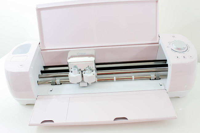 New Rose Cricut Explore Air 2 -B. Lovely Events