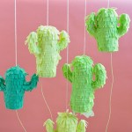 Mini Cactus Pinatas!! - See Lovely & Fun Cactus Ideas on B. Lovely Events