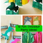 10 fun Dinosaur Party Ideas- B. Lovely Events