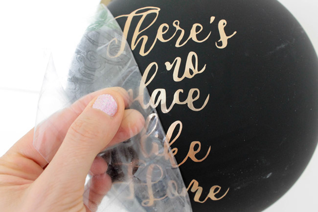 DIY Australian Home Decor- There is No place like home step by step instructions