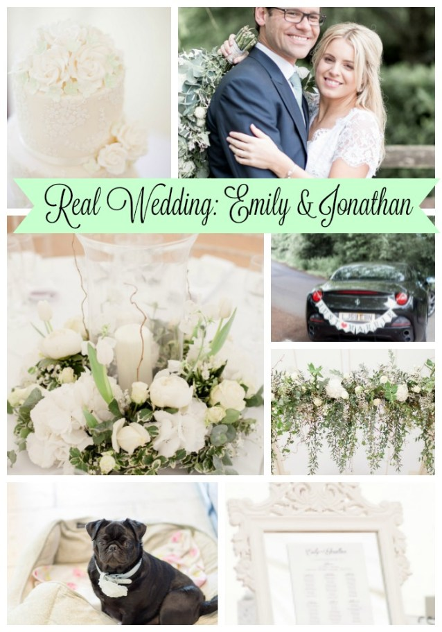 Real wedding Emily & Jonathan