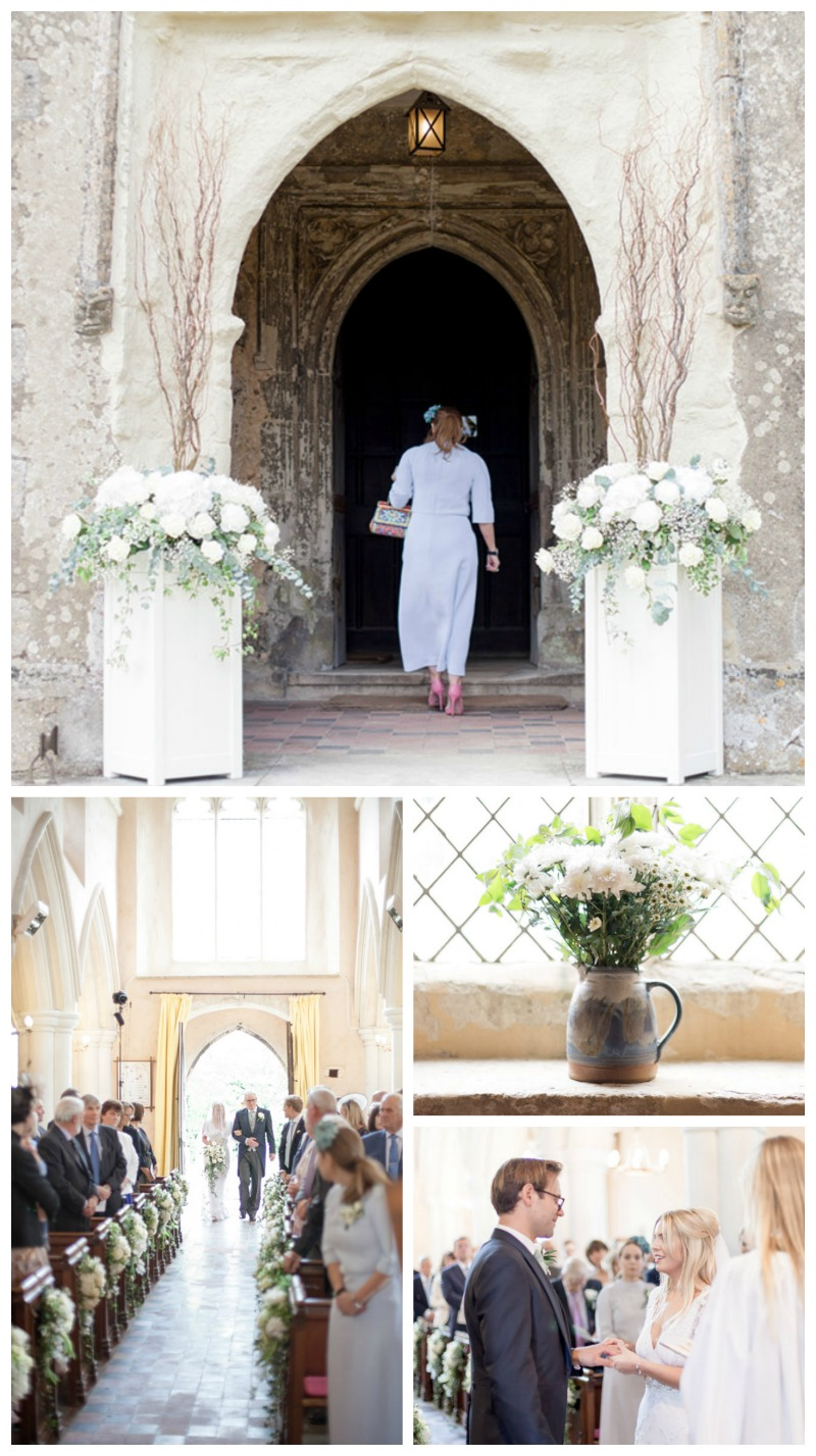 Garden wedding details- Real Wedding Emily & Jonathan- See all of the lovely details on B. Lovely Events