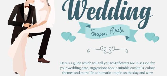 Wedding Tips For Different Wedding Seasons