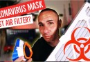 The best air filter for Coronavirus masks #covid19 #coronavirusmask