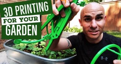 10 3d prints to make your garden more enjoyable #3dprinting